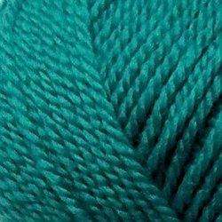 Пряжа Пехорка Мериносовая (50% шерсть, 50% акрил) 10х100г/200м цв.335 изумруд
