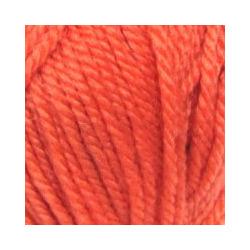 Пряжа Пехорка Мериносовая (50% шерсть, 50% акрил) 10х100г/200м цв.396 настурция