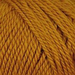Пряжа Пехорка Мериносовая (50% шерсть, 50% акрил) 10х100г/200м цв.447 горчица