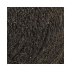 Пряжа Пехорка Монгольский верблюд (50% верблюжья шерсть, 50% акрил высокообъёмный) 10х100г/300м цв.372 натуральный т.серый