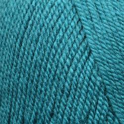 Пряжа Пехорка Народная (30% шерсть, 70% акрил) 5х100г/220м цв.014 морская волна
