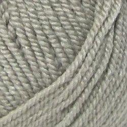Пряжа Пехорка Народная (30% шерсть, 70% акрил) 5х100г/220м цв.043 суровый лен