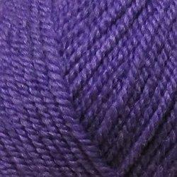 Пряжа Пехорка Народная (30% шерсть, 70% акрил) 5х100г/220м цв.078 фиолетовый