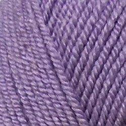 Пряжа Пехорка Народная (30% шерсть, 70% акрил) 5х100г/220м цв.329 лаванда