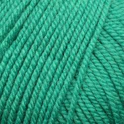 Пряжа Пехорка Народная (30% шерсть, 70% акрил) 5х100г/220м цв.335 изумруд