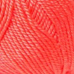 Пряжа Пехорка Народная (30% шерсть, 70% акрил) 5х100г/220м цв.351 св.корал