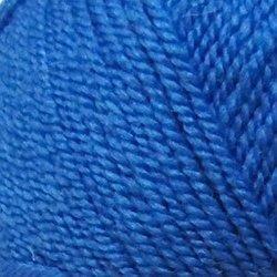 Пряжа Пехорка Народная (30% шерсть, 70% акрил) 5х100г/220м цв.420 арктика