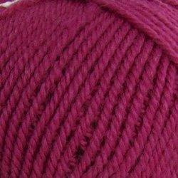 Пряжа Пехорка Народная (30% шерсть, 70% акрил) 5х100г/220м цв.439 малиновый