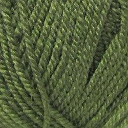 Пряжа Пехорка Народная (30% шерсть, 70% акрил) 5х100г/220м цв.478 защитный
