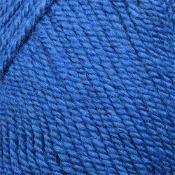 Пряжа Пехорка Народная (30% шерсть, 70% акрил) 5х100г/220м цв.491 ультрамарин