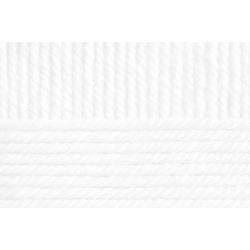 Пряжа Пехорка Народная традиция (30% шерсть, 70% акрил) 10х100г/100м цв.001 белый