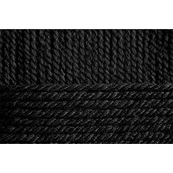 Пряжа Пехорка Народная традиция (30% шерсть, 70% акрил) 10х100г/100м цв.002 черный