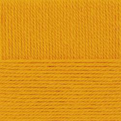 Пряжа Пехорка Народная традиция (30% шерсть, 70% акрил) 10х100г/100м цв.012 желток