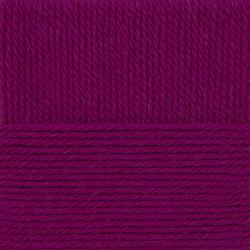 Пряжа Пехорка Народная традиция (30% шерсть, 70% акрил) 10х100г/100м цв.040 цикламен