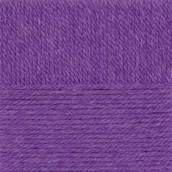 Пряжа Пехорка Народная традиция (30% шерсть, 70% акрил) 10х100г/100м цв.078 фиолетовый