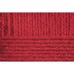 Пряжа Пехорка Народная традиция (30% шерсть, 70% акрил) 10х100г/100м цв.088 красный мак