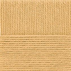 Пряжа Пехорка Народная традиция (30% шерсть, 70% акрил) 10х100г/100м цв.124 песочный