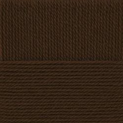 Пряжа Пехорка Народная традиция (30% шерсть, 70% акрил) 10х100г/100м цв.173 грильяж