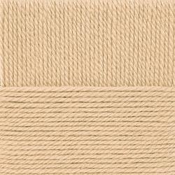 Пряжа Пехорка Народная традиция (30% шерсть, 70% акрил) 10х100г/100м цв.270 мокрый песок