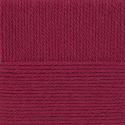 Пряжа Пехорка Народная традиция (30% шерсть, 70% акрил) 10х100г/100м цв.272 вишня