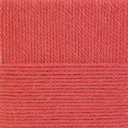 Пряжа Пехорка Народная традиция (30% шерсть, 70% акрил) 10х100г/100м цв.351 св.коралл