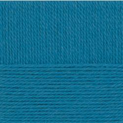 Пряжа Пехорка Народная традиция (30% шерсть, 70% акрил) 10х100г/100м цв.420 арктика