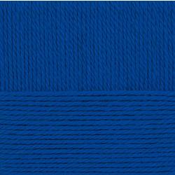 Пряжа Пехорка Народная традиция (30% шерсть, 70% акрил) 10х100г/100м цв.491 ультрамарин