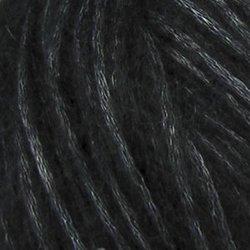 Пряжа Пехорка Новая альпака (36% альпака, 36% акрил, 28% полиамид) 10х50г/150м цв.002 черный