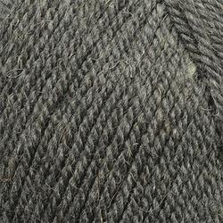 Пряжа Пехорка Носочная (50% шерсть, 50% акрил) 10х100г/200м цв.096 серый меланж