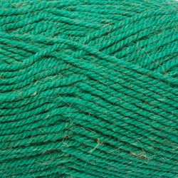 Пряжа Пехорка Носочная (50% шерсть, 50% акрил) 10х100г/200м цв.875 зелено-изумрудный