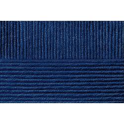Пряжа Пехорка Перспективная (50% мериносовая шерсть, 50% акрил) 5х100г/270м цв.004 т.синий