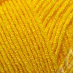 Пряжа Пехорка Перспективная (50% мериносовая шерсть, 50% акрил) 5х100г/270м цв.012 желток