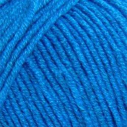 Пряжа Пехорка Перспективная (50% мериносовая шерсть, 50% акрил) 5х100г/270м цв.014 морская волна