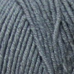 Пряжа Пехорка Перспективная (50% мериносовая шерсть, 50% акрил) 5х100г/270м цв.174 стальной
