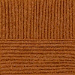 Пряжа Пехорка Перспективная (50% мериносовая шерсть, 50% акрил) 5х100г/270м цв.194 рыжик