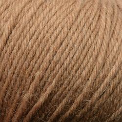 Пряжа Пехорка Перуанская альпака (50% альпака, 50% меринос шерсть) 10х50г/150м цв.579 св.кофейный