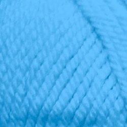 Пряжа Пехорка Популярная (50% импортная шерсть, 45% акрил, 5% акрил высокообъёмный) 10х100г/133м цв.005 голубой