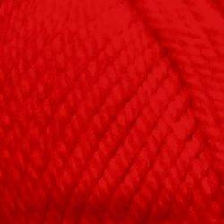 Пряжа Пехорка Популярная (50% импортная шерсть, 45% акрил, 5% акрил высокообъёмный) 10х100г/133м цв.006 красный