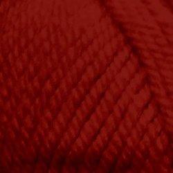 Пряжа Пехорка Популярная (50% импортная шерсть, 45% акрил, 5% акрил высокообъёмный) 10х100г/133м цв.007 бордо