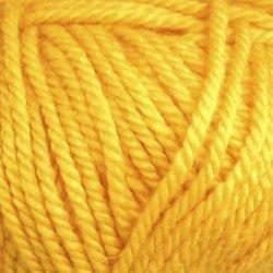 Пряжа Пехорка Популярная (50% импортная шерсть, 45% акрил, 5% акрил высокообъёмный) 10х100г/133м цв.012 желток