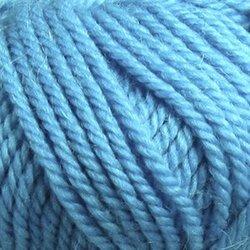 Пряжа Пехорка Популярная (50% импортная шерсть, 45% акрил, 5% акрил высокообъёмный) 10х100г/133м цв.045 т.бирюза