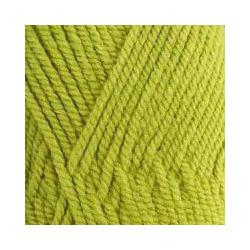 Пряжа Пехорка Популярная (50% импортная шерсть, 45% акрил, 5% акрил высокообъёмный) 10х100г/133м цв.119 горох