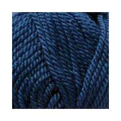 Пряжа Пехорка Популярная (50% импортная шерсть, 45% акрил, 5% акрил высокообъёмный) 10х100г/133м цв.156 индиго