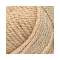 Пряжа Пехорка Популярная (50% импортная шерсть, 45% акрил, 5% акрил высокообъёмный) 10х100г/133м цв.270 мокрый песок