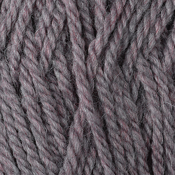 Пряжа Пехорка Популярная (50% импортная шерсть, 45% акрил, 5% акрил высокообъёмный) 10х100г/133м цв.410 сиреневый туман