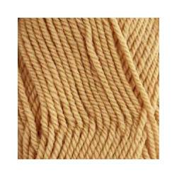 Пряжа Пехорка Популярная (50% импортная шерсть, 45% акрил, 5% акрил высокообъёмный) 10х100г/133м цв.412 верблюжий