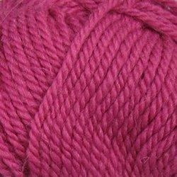 Пряжа Пехорка Популярная (50% импортная шерсть, 45% акрил, 5% акрил высокообъёмный) 10х100г/133м цв.439 малиновый