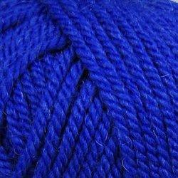 Пряжа Пехорка Популярная (50% импортная шерсть, 45% акрил, 5% акрил высокообъёмный) 10х100г/133м цв.491 ультрамарин