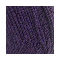 Пряжа Пехорка Популярная (50% импортная шерсть, 45% акрил, 5% акрил высокообъёмный) 10х100г/133м цв.698 т.фиолет