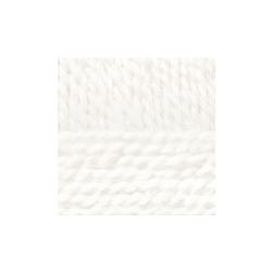 Пряжа Пехорка Северная (30% ангора, 30% полутонкая шерсть, 40% акрил) 10х50г/50м цв.001 белый